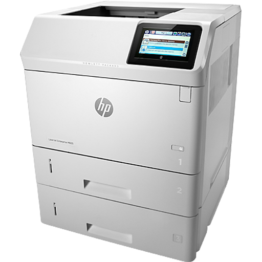 Printer HP LaserJet Enterprise M605x