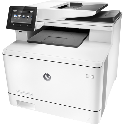 Printer HP Color LaserJet Enterprise MFP M477fdn