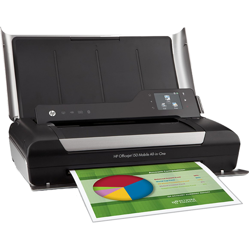 Printer HP Officejet 150 Mobile All-in-One Printer Series
