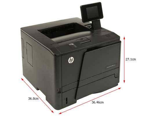 HP Laserjet Printer M401dw
