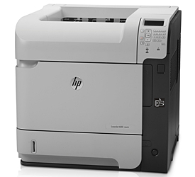 HP Laserjet Printer M603n