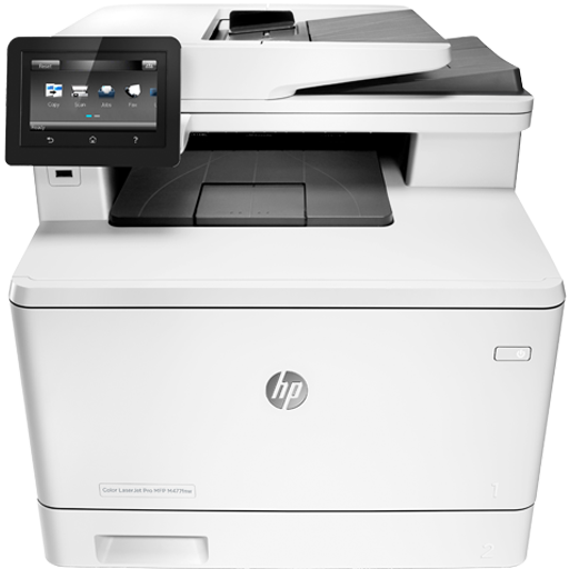 Printer HP Color LaserJet Enterprise MFP M477fnw