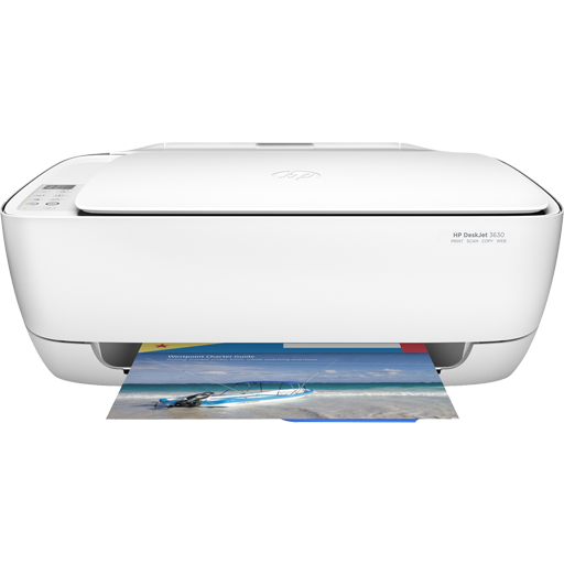 HP DeskJet Advantage 3635 All-in-One Printer