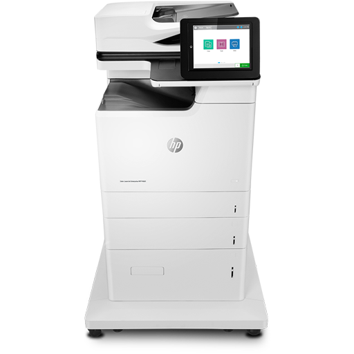 HP Laserjet Printer MFP M681f