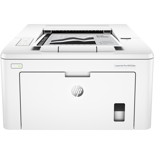 HP Printer LaserJet Pro M203dn
