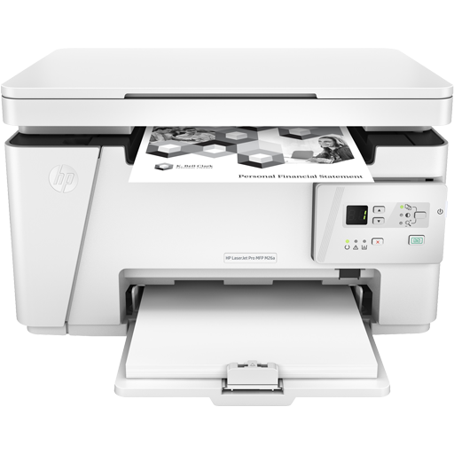 Printer HP LaserJet Pro MFP M26a