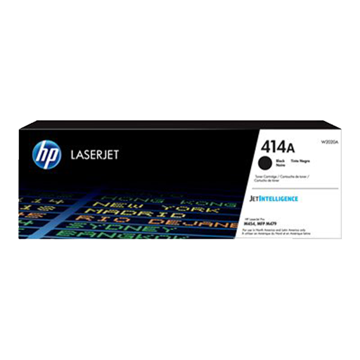 HP 414A Black Original LaserJet Toner Cartridge