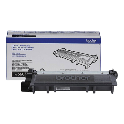 Brother Toner Cartridge TN-660