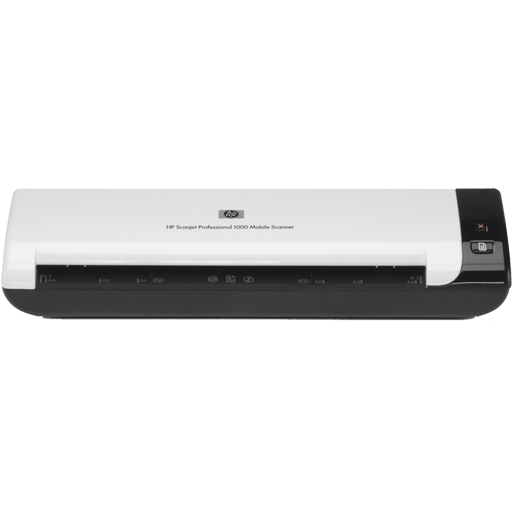 Scanner hp 1000 Mobile