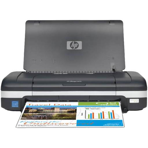 Officejet H470 wbt Mobile Printer