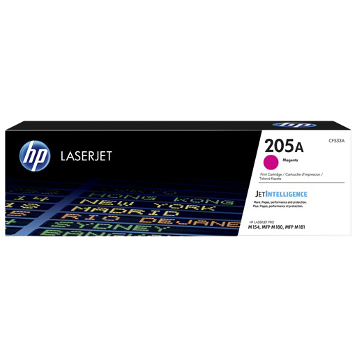 HP 205A Magenta LaserJet Toner Cartridge