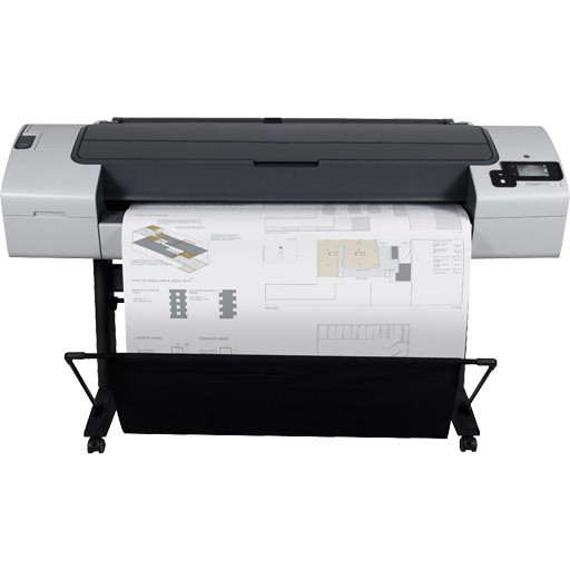 HP Designjet t790 Photo Printer series 44 inch