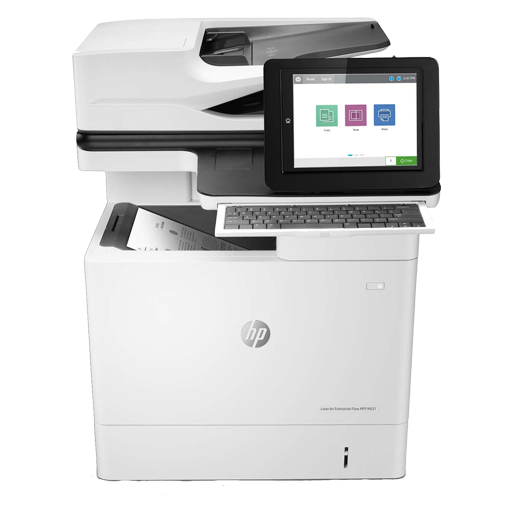 HP Laserjet Printer MFP M633fh