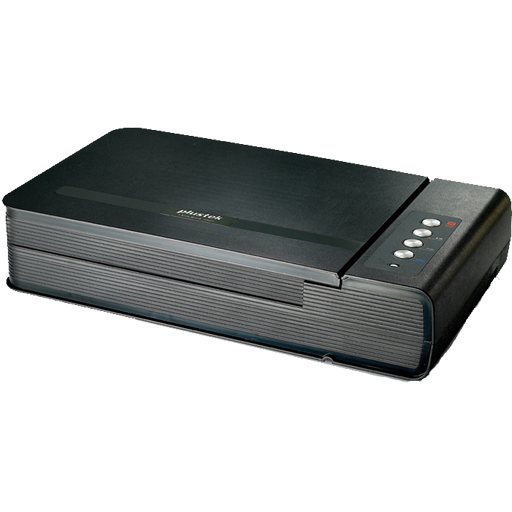 Scanner Plustec OpticBook 4800