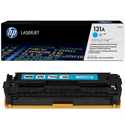 HP Cartridge 131A Series CF211A