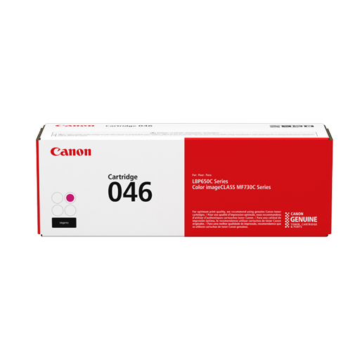 Genuine Magenta Canon 046Magenta Toner Cartridge