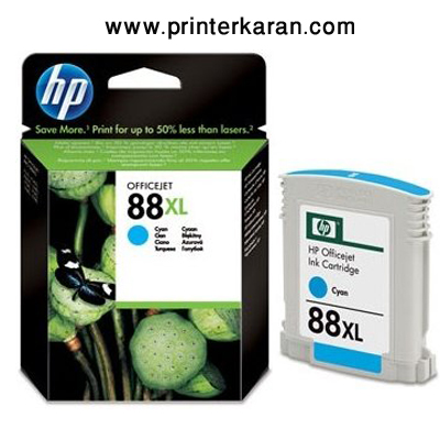 HP 88 Cyan Officejet Ink Cartridge