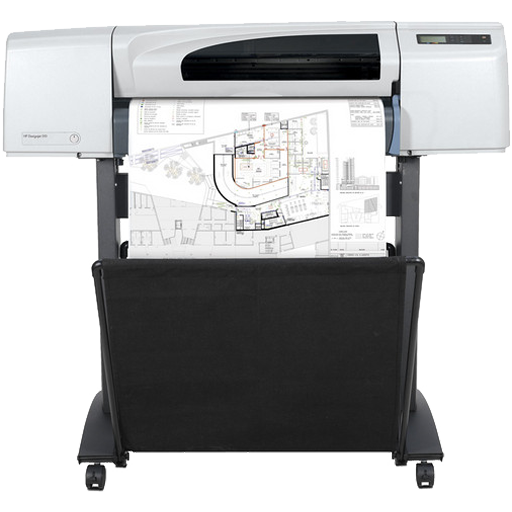 HP Designjet 510 Photo Printer series 42 inch