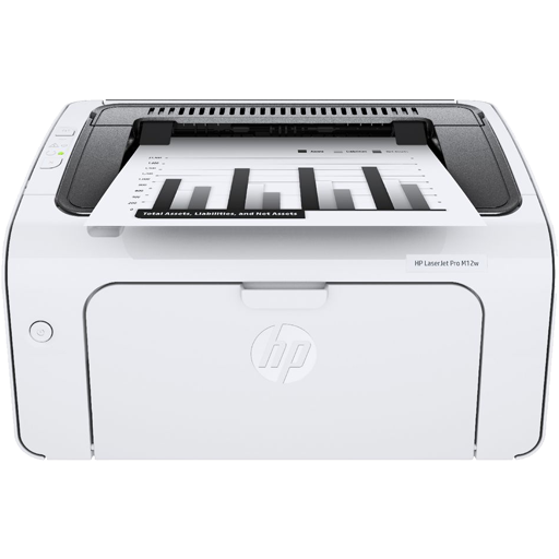 Printer HP Laserjet  m12w