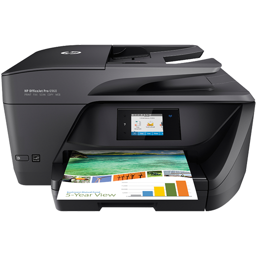 HP Officejet Pro6960 e-All-in-One Printer
