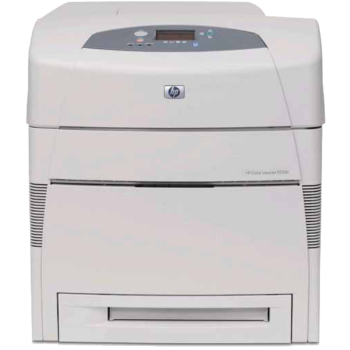 HP Printer Color laser 5550