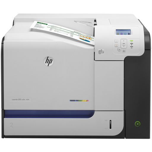 HP Color Laserjet 500 M551n