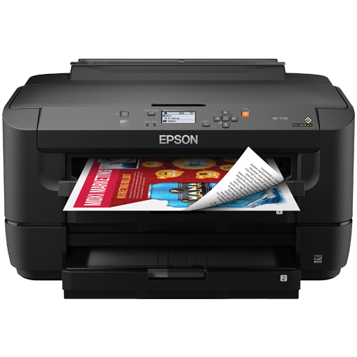 Epson WorkForce WF-7110 Inkjet Printer