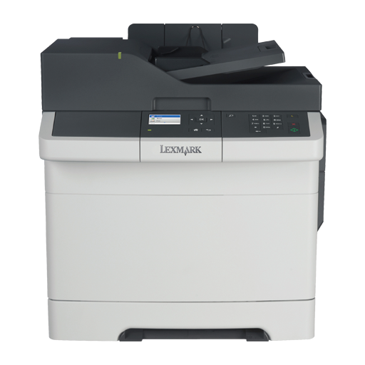 Lexmark CX317dn Color Laser Printer