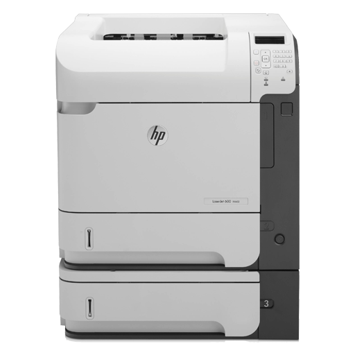 hp laserjet Enterprise printer M602X