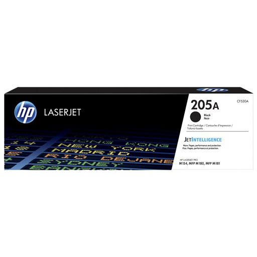 HP 205A Black LaserJet Toner Cartridge